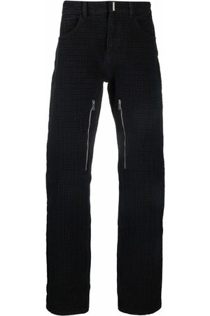 Givenchy 4G straight-leg jeans