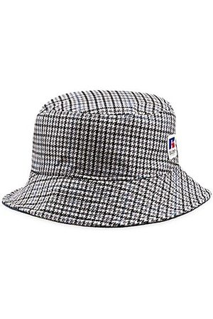HUGO BOSS X Russell Athletic Houndstooth Bucket Hat