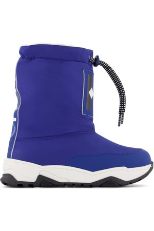 Kenzo Branded Snow Boots