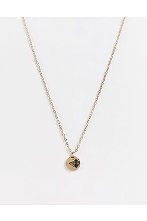Icon Brand Bee pendant in