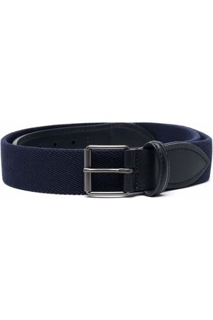 Anderson's Buckled leather belt