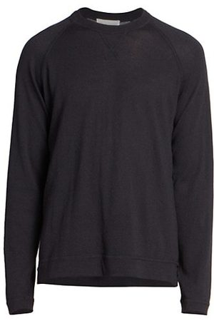OFFICINE GENERALE Nate Cotton Long Sleeve Top