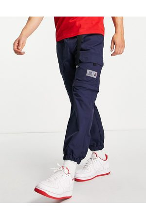 Tommy Hilfiger Tab belt zip off cargo windrunner hiking trousers in