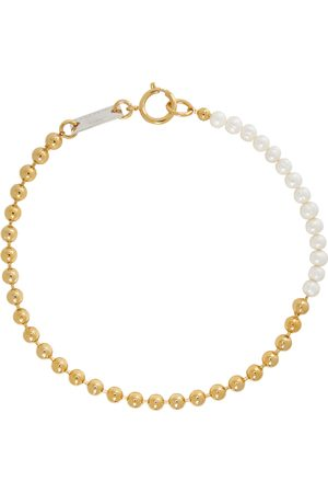 In Gold We Trust Men Necklaces - Pearl Choker Necklace