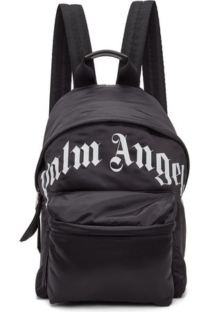 Palm Angels Curved Logo Backpack