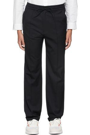 Y-3 Refined Wool Stretch Straight Trousers