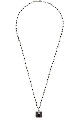 Palm Angels Palm Medal Necklace
