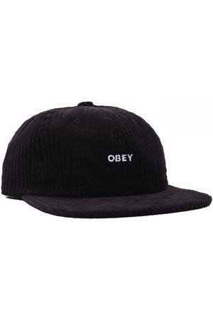 Obey Men Hats - Clothing Bold Cord Strapback Hat - ONE SIZE, Colour: