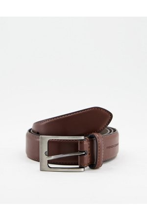 French Connection Prong buckle belt in