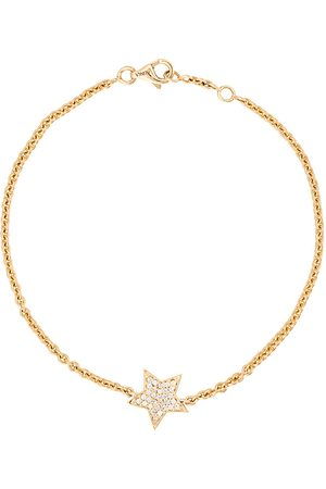 ALINKA STASIA 18kt gold and diamond Star bracelet