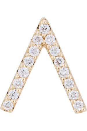 ALINKA 18kt gold ID diamond stud earring