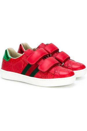 Gucci Boys Sneakers - GG logo sneakers