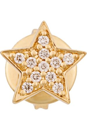 ALINKA 18kt yellow gold STASIA MINI Star diamond earring