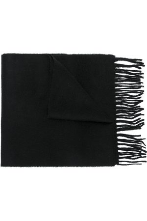 PRINGLE OF SCOTLAND Cashmere plain scarf