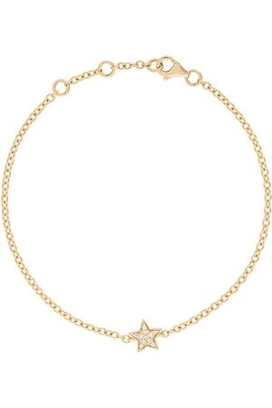 ALINKA 18kt yellow gold STASIA MINI Star diamond bracelet