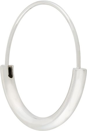 Maria Black Small Serendipity Hoop earring