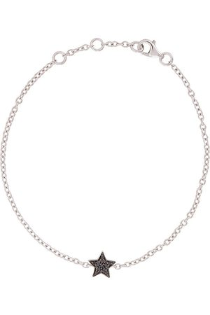 ALINKA 18kt white gold STASIA MINI Star diamond bracelet