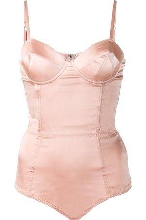 FLEUR DU MAL Women Bodies - Satin bullet body