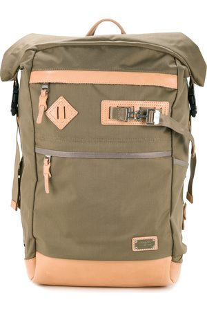 As2ov Ballistic nylon roll backpack