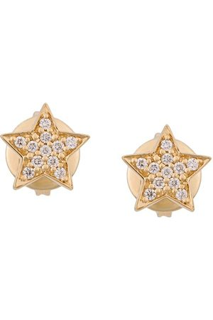 ALINKA 18kt gold STASIA MINI Star diamond stud earring
