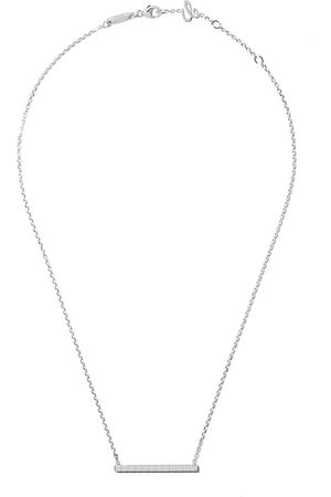 Chopard 18kt Ice Cube Pure necklace