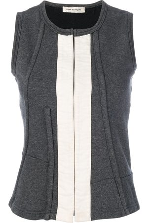 Comme des Garçons Concealed fastening waistcoat