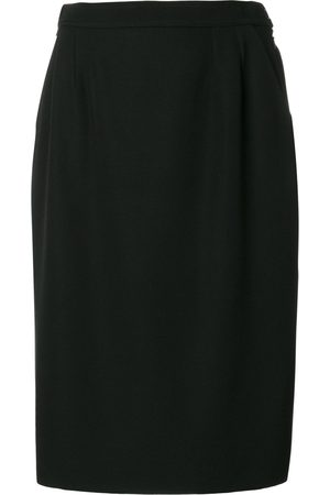 Yves Saint Laurent Classic pencil skirt