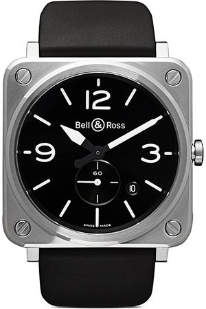 Bell & Ross Watches - BR S Steel 39mm