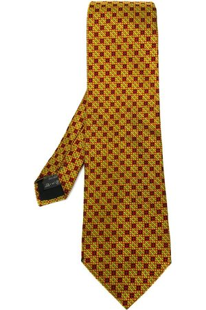 Romeo Gigli Pre-Owned Checked tie