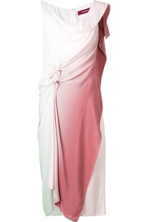 Sies marjan Draped gradient dress
