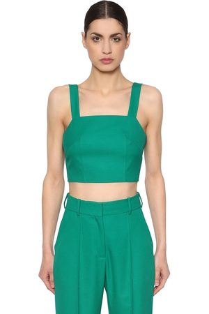 RACIL Cool Wool Crop Top